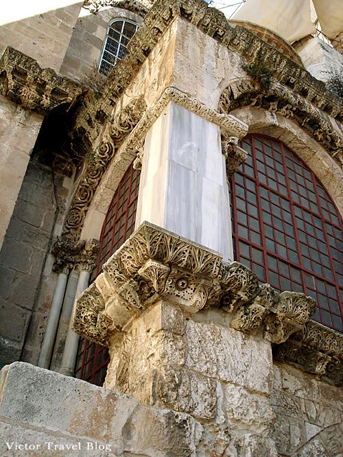 Via Dolorosa the Way of the Cross