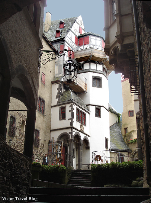Burg Eltz. Germany.