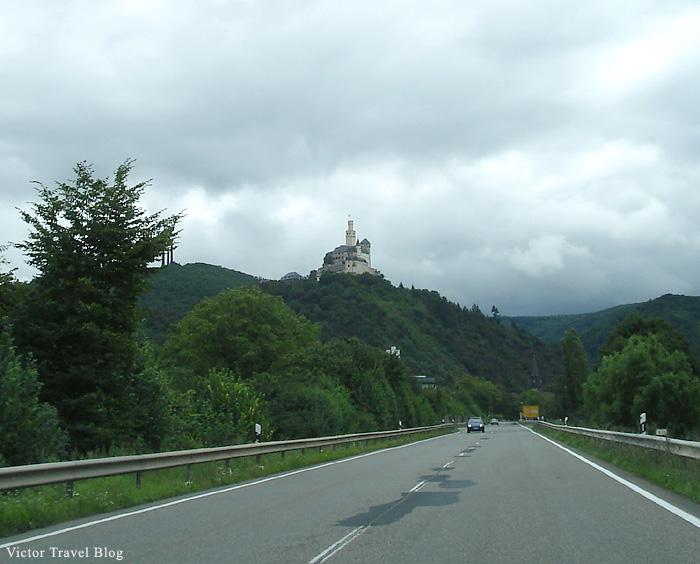 Castles of Germany Marksburg 1