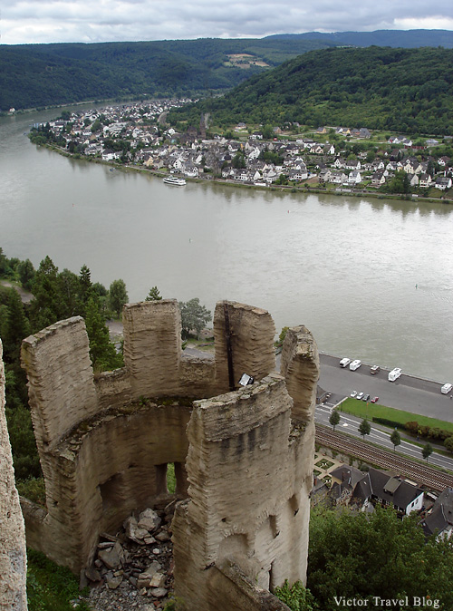 Castles of Germany Marksburg