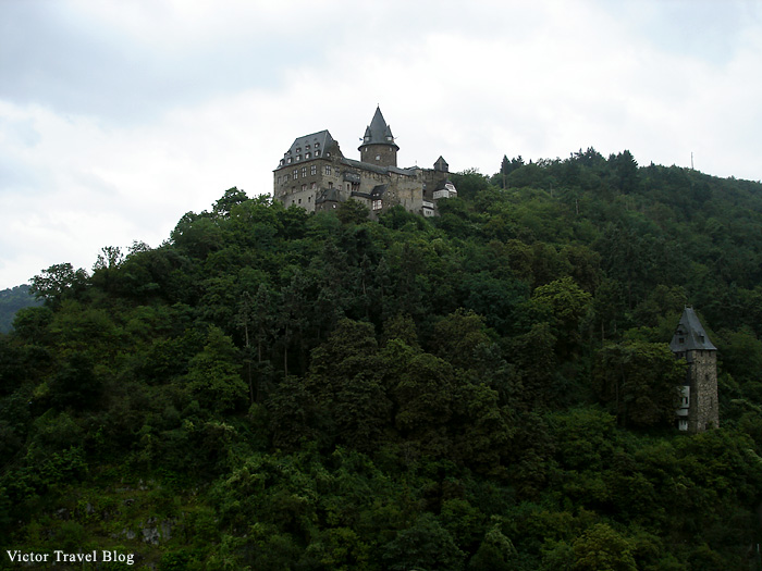 Castles of Germany Burg Stahleck