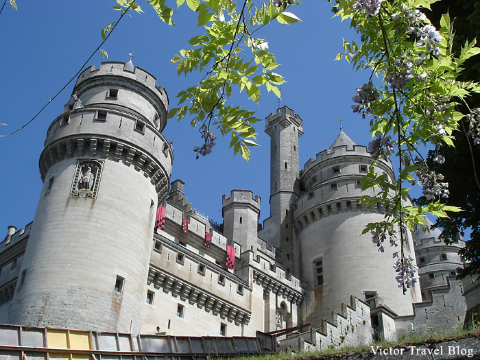 Chatehau de Pierrefonds