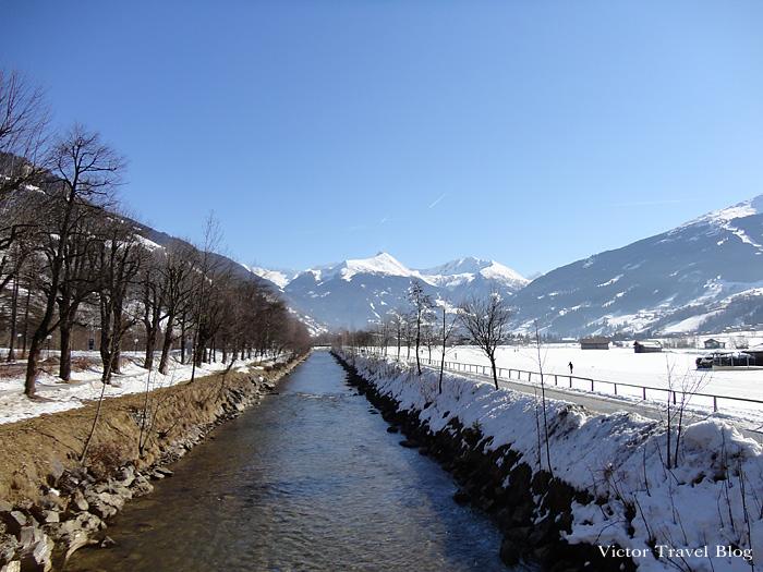 Бад Хофгаштайн - лыжи и альпентермы