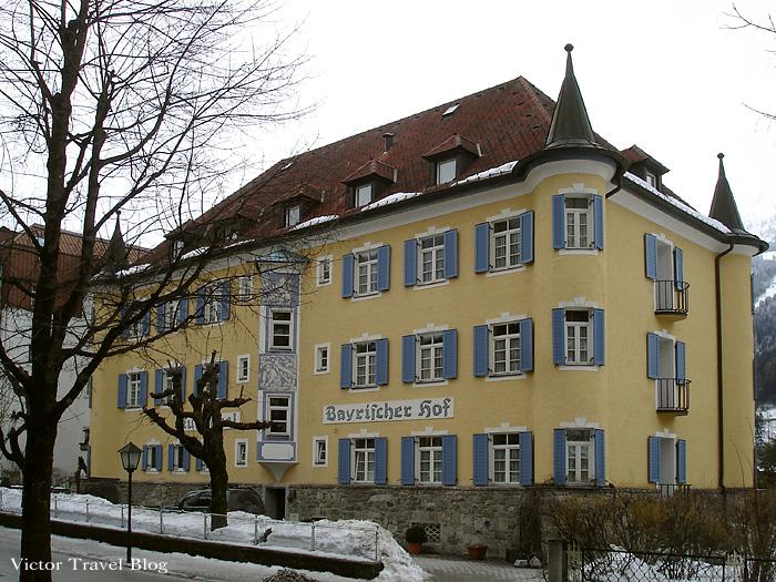 Bad Hofgastein town