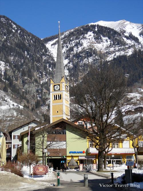 Bad Hofgastein Church