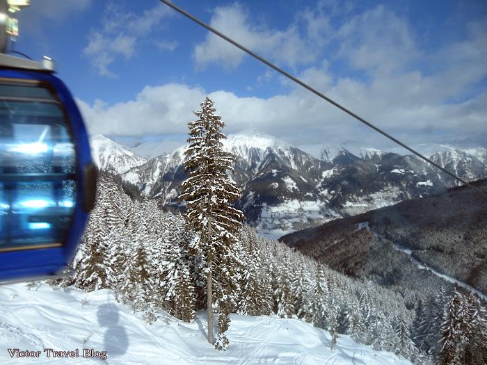Bad Hofgastein in Alps