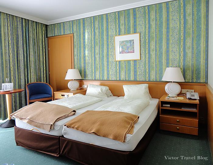 Bad Hofgastein Astoria Hotel room