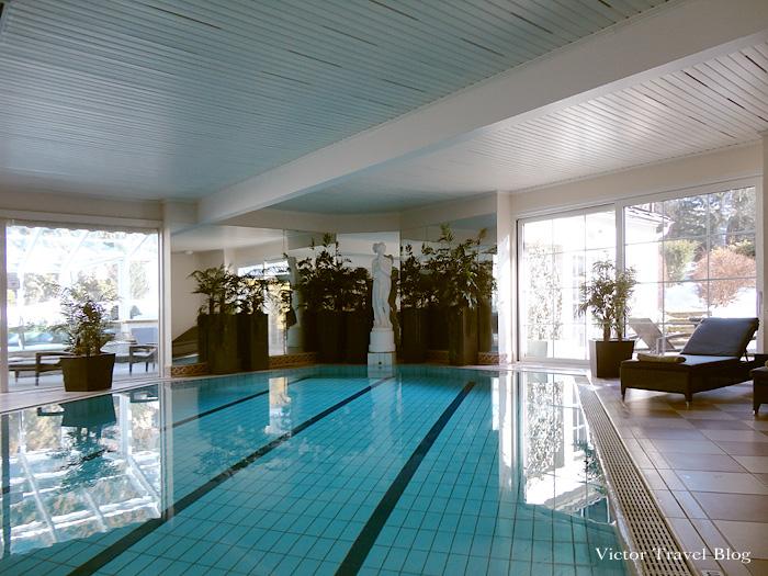 Bad Hofgastein Pool of Astoria Hotel