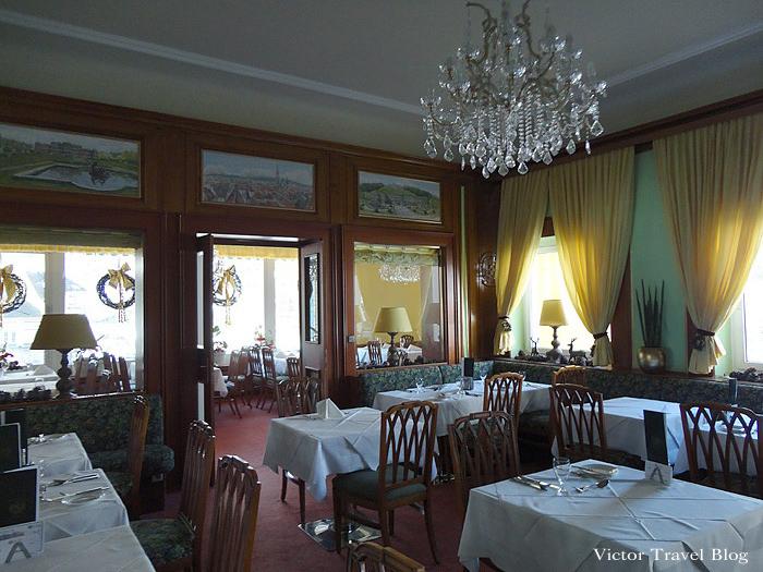 Bad Hofgastein Astoria Hotel restaurant