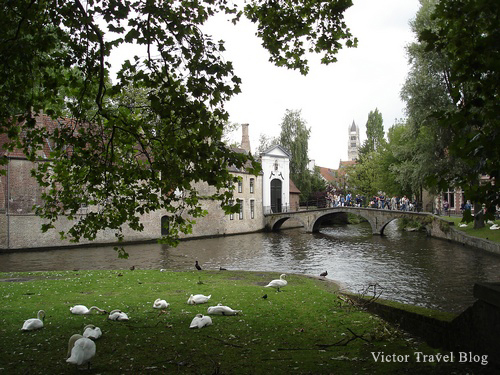 Photo of Bruges, Belgium
