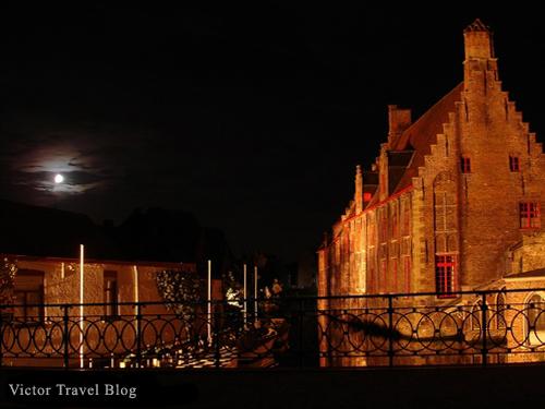 Photo of Bruges in Belgium.