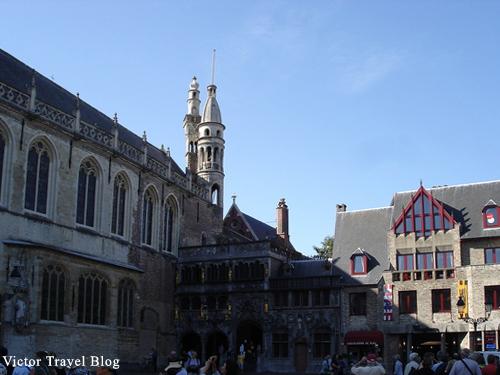 Photo of Bruges in Belgium