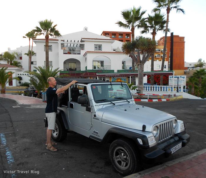 Jeep Wrangler – сексуальный автомобильчик