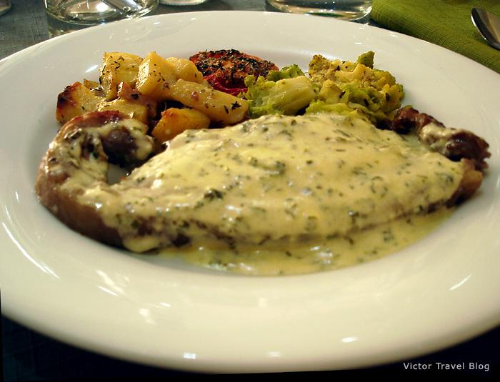Provence cuisine