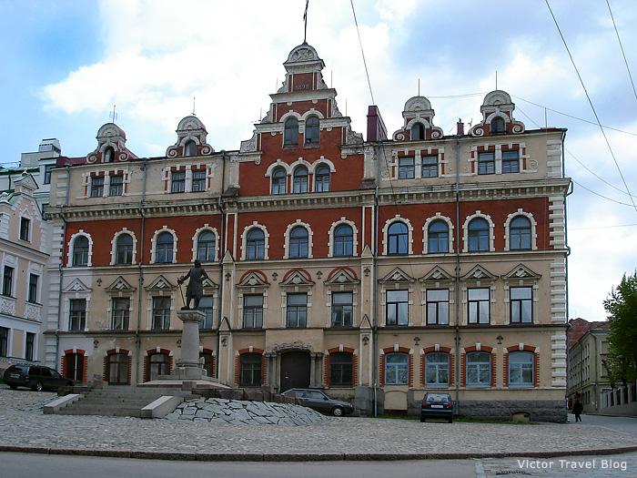 Viborg. Russia