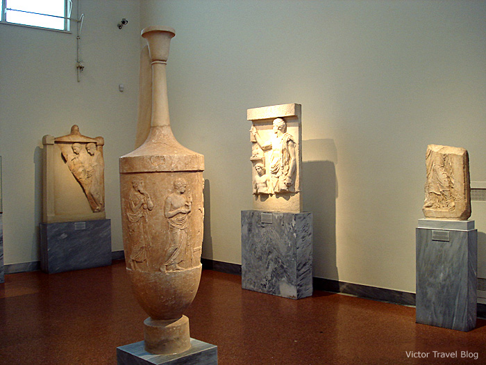 In Athens Archaeological Museum