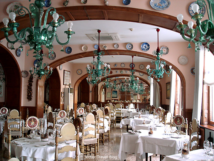 Duran Hotel & Restaurant, Figueres, Catalonia Spain.