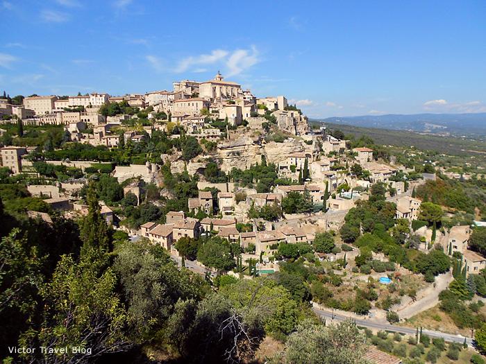 Gordes. Provence, France.
