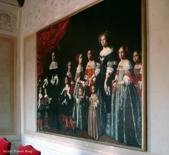 Sforza Family, Dozza, Italy