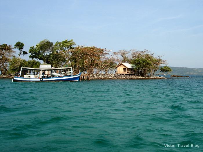 Fishing village, Cambodia.