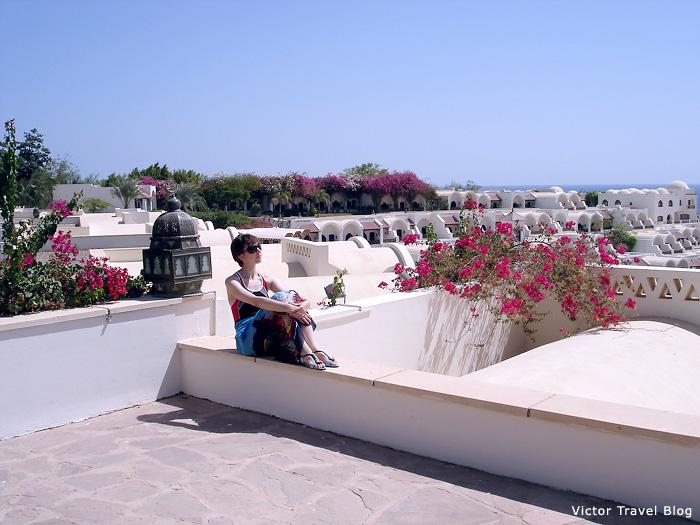 Sofitel Sharm El Sheikh, Egypt.
