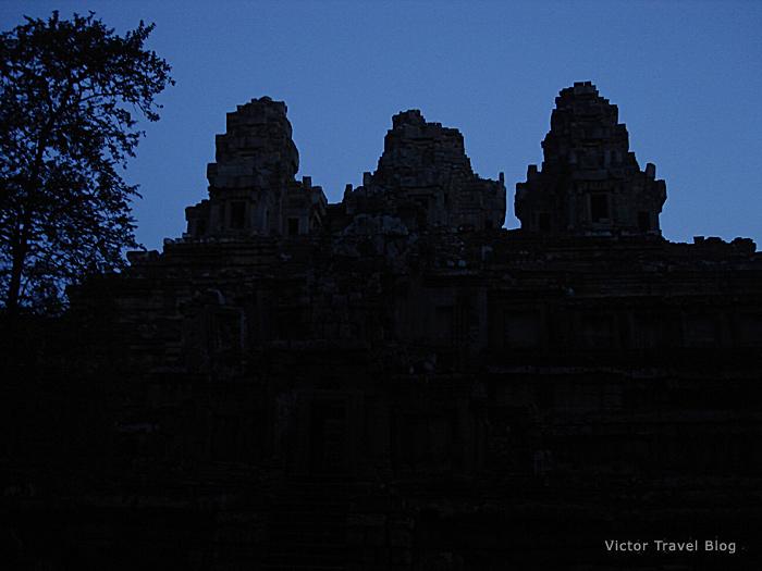 Ta Keo Temple, Angkor, Cambodia.