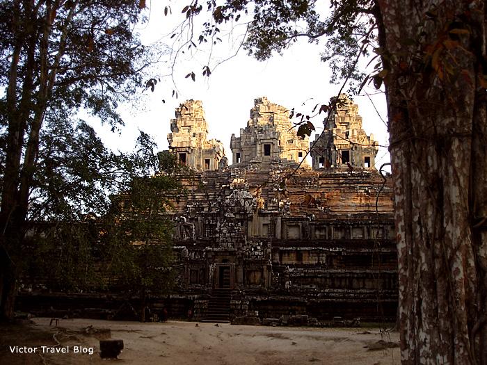 Ta Keo Temple in Angkor, Cambodia.