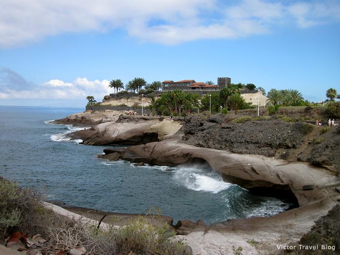 Cost Adeje, Tenerife, Canary Islands.