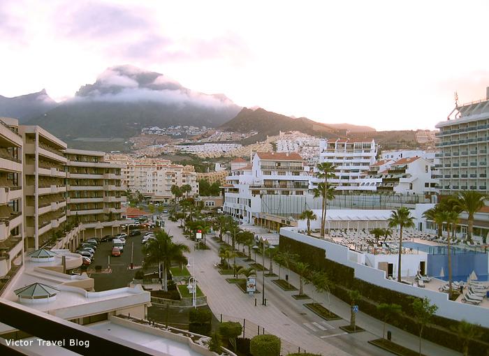 Adeje, Tenerife, Canary Islands.