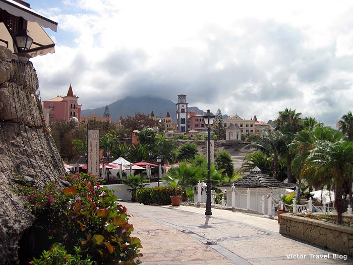 Playa de Duke, Tenerife, Canary Islands.