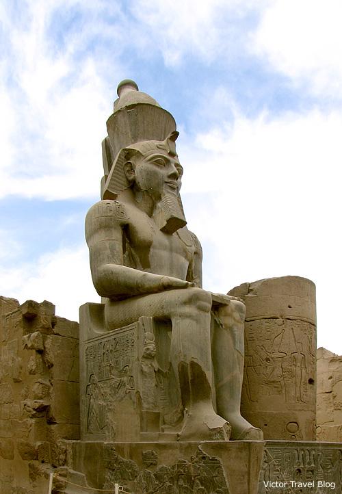 Egypt Luxor Temple