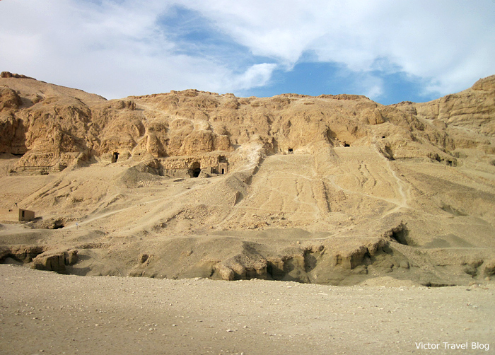 Death Valley, Luxor
