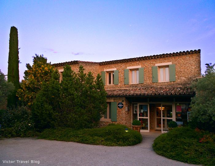 Hotel Mas de la Senancole, Provence, France