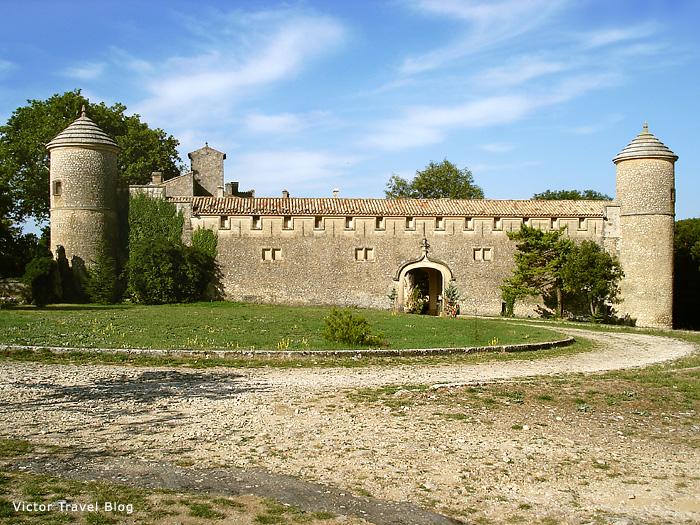 Javon Chateau. Provence, France.