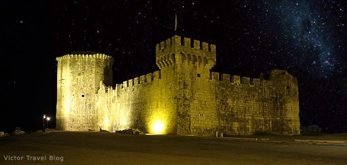 Camerlengo fortress. Trogir, Croatia.