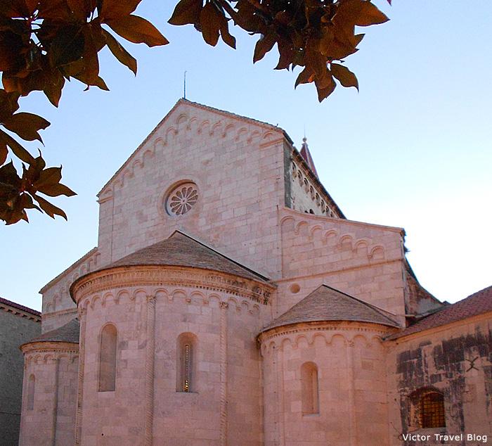 Sv. Maria. Trogir, Croatia.