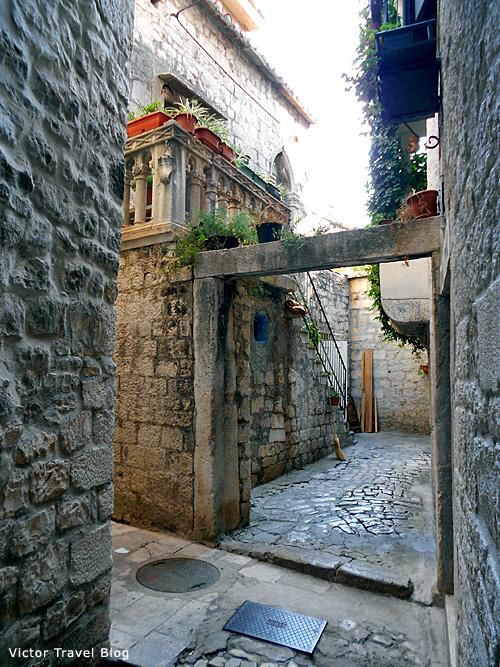 Trogir, Croatia.
