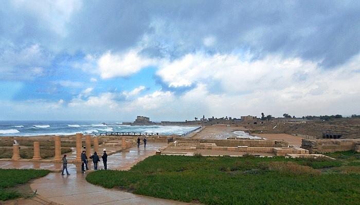 Hippodrome of Caesarea, Israel