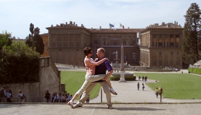 Palace Pitti, Florence, Italy.