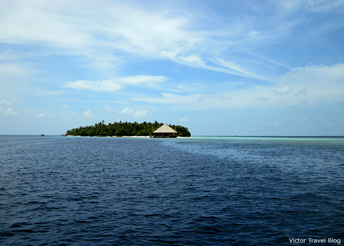 Vilamendhoo Island. The Maldives.