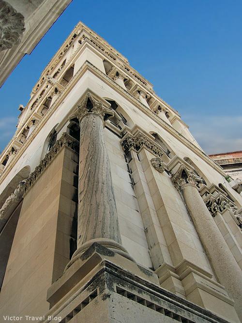 Diocletian Palace, Split, Croatia.