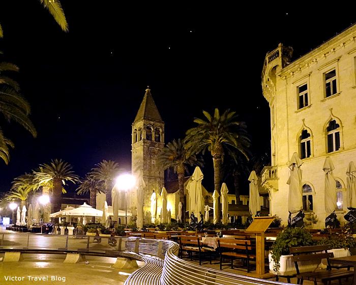 White Trogir, Croatia.