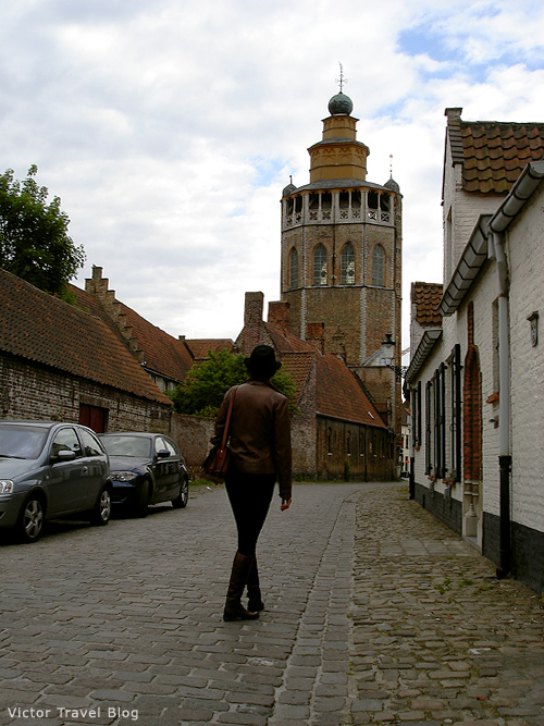 The Jerusalem Church of Bruges