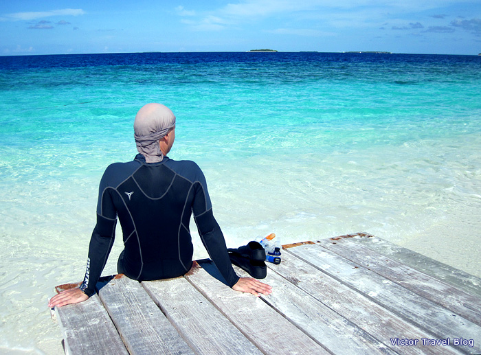 Reethi Beach, Maldives