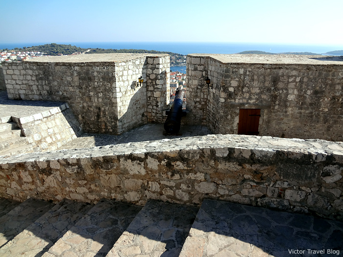 Spanjola Fortress in Hvar