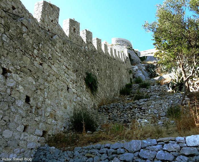 Spanjola Fortress, Hvar