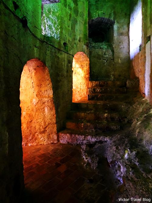Spanjola Fortress in Hvar, Croatia
