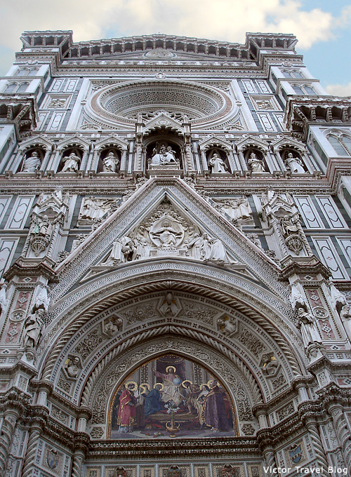 Florence Cathedral. Italy.
