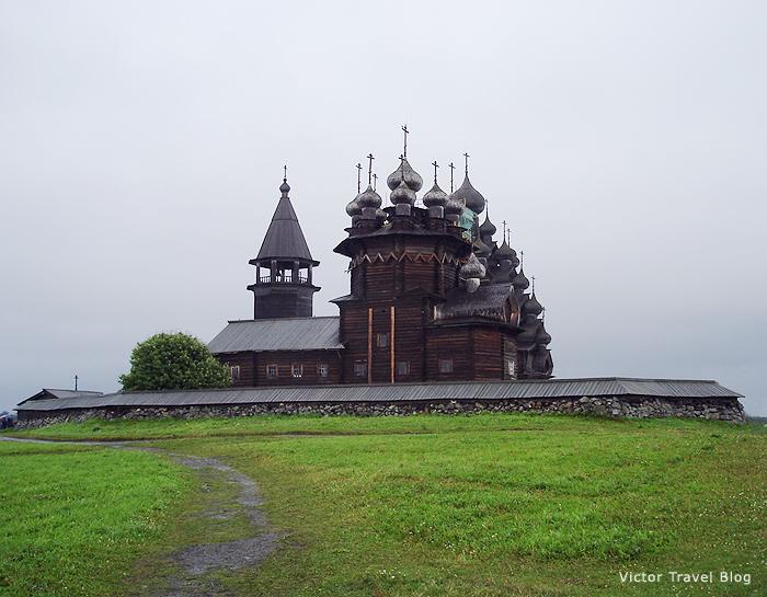 Kizhi Pogost, Russia.