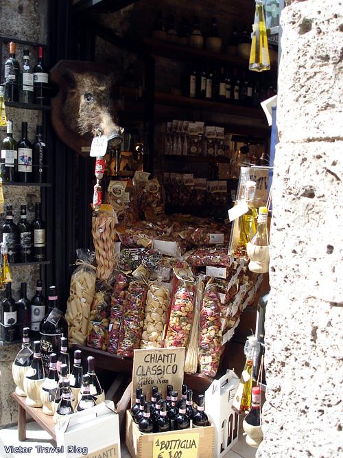 San Gimignano. Italy.